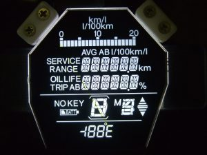 車載製品1-点灯表示